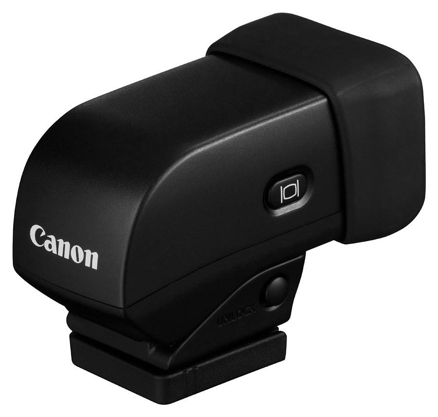 Canon EVF-DC1 Elektronický hľadáčik pre G1 X Mark II, Čierny