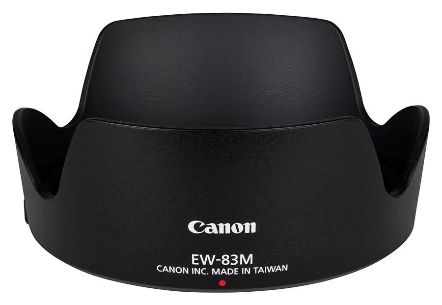 Canon EW-83M Slnečná clona pre EF 24-105mm f/3,5-5,6 IS STM a EF 24-105mm f/4L IS II USM