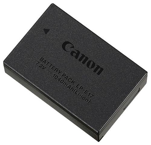 Canon LP-E17 Akumulátor pre Canon EOS RP, EOS 77, 800D, 750D, EOS M3, M5 a M6
