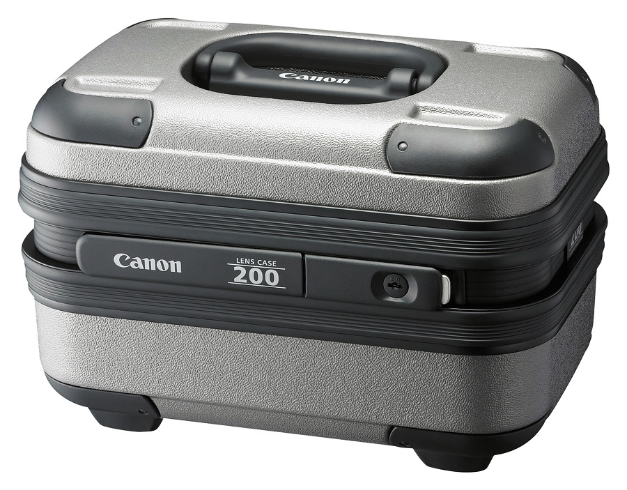 Canon Lens case 200 Kufrík