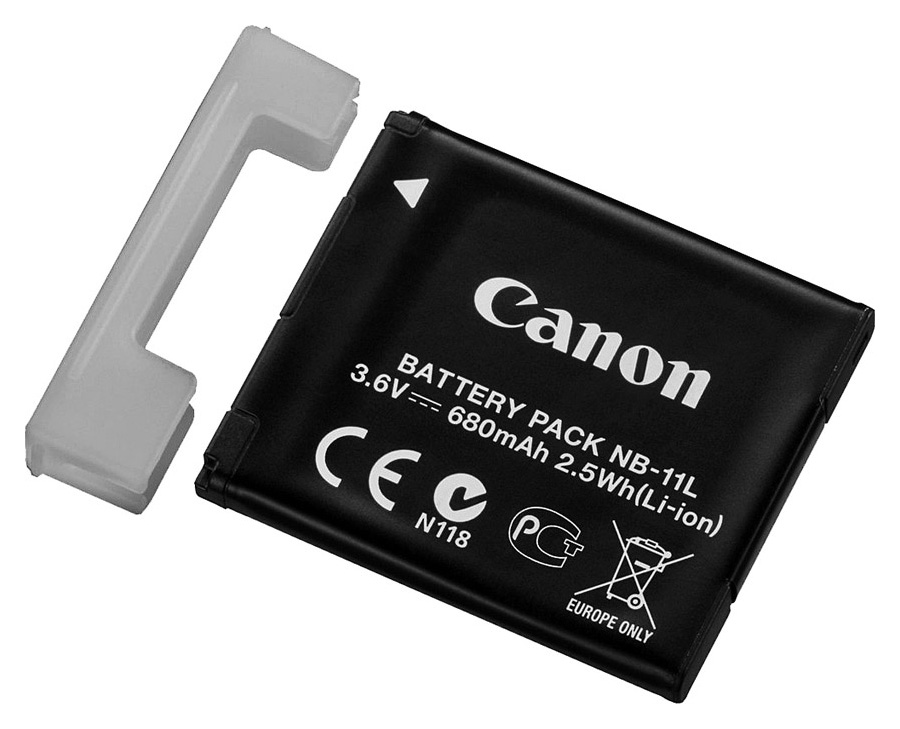 Canon NB-11L, Akumulátor