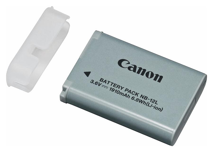 Canon NB-12L, Akumulátor