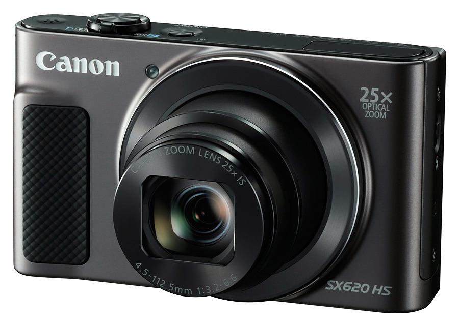 Canon PowerShot SX620 HS, Čierny