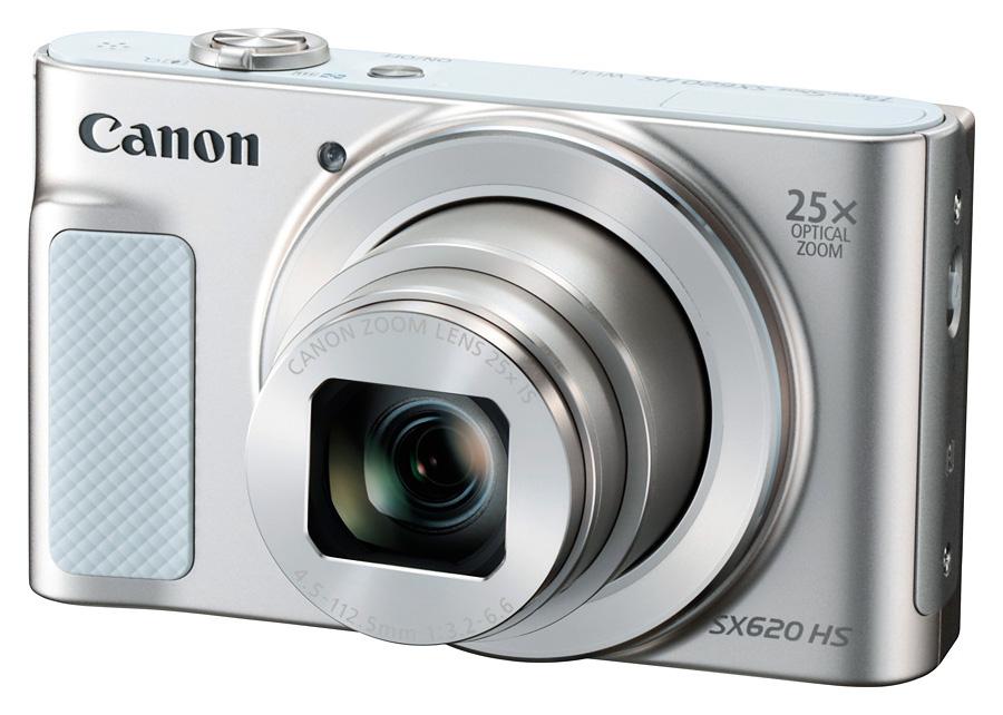 Canon PowerShot SX620 HS, Streiborný