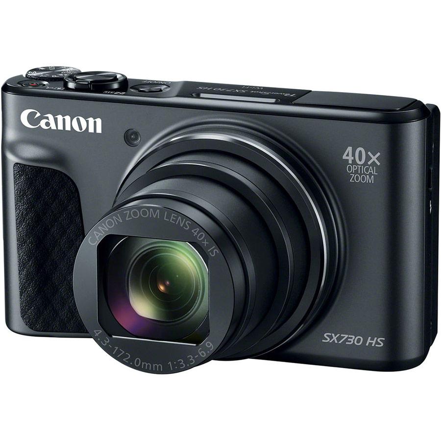 Canon PowerShot SX730 HS, Čierny