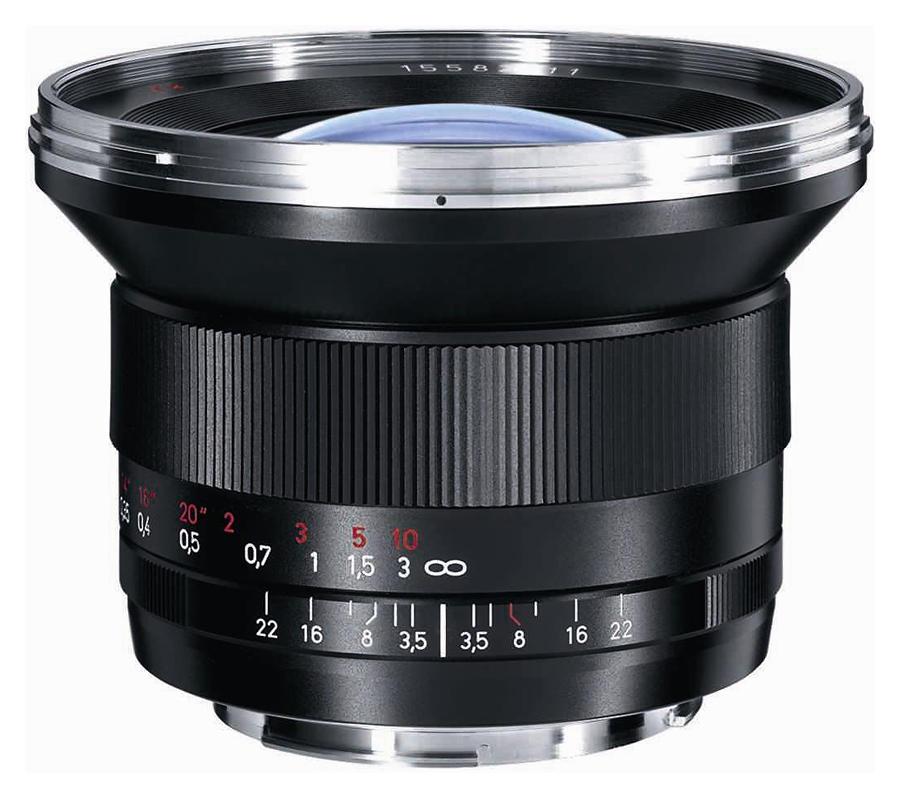 ZEISS 18mm f/3.5 Distagon T* ZF.2, Baj. Nikon F