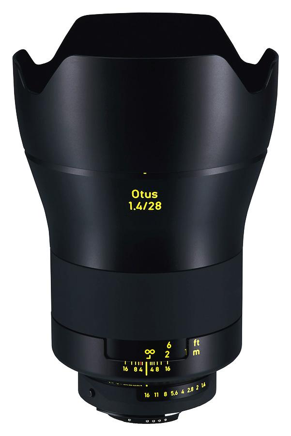 ZEISS Otus 28mm f/1.4 Apo Distagon T* ZF.2, Nikon F