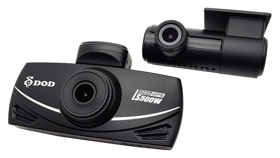 DOD LS500W Autokamera s GPS