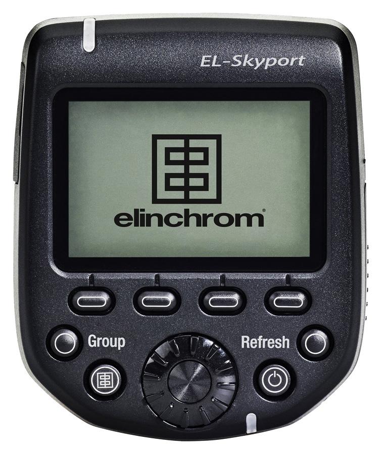 Elinchrom EL-Skyport Transmitter Plus HS, Vysielač pre Nikon