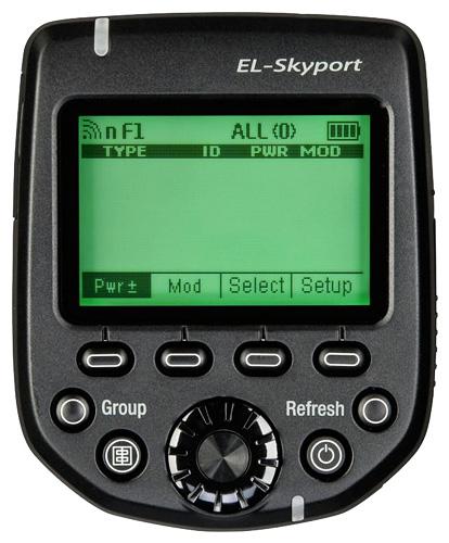 Elinchrom EL-Skyport Transmitter Plus HS pre Sony