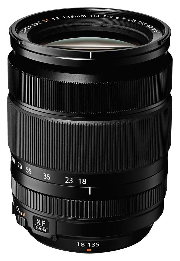 Fujifilm Fujinon XF 18-135mm f/3.5-5.6 R LM OIS WR