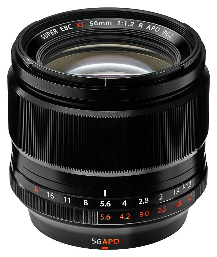 Fujifilm Fujinon XF 56mm f/1.2 R APD