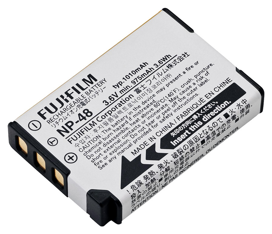 Fujifilm NP-48 Akumulátor pre fotoaparát FinePix XQ1, XQ2