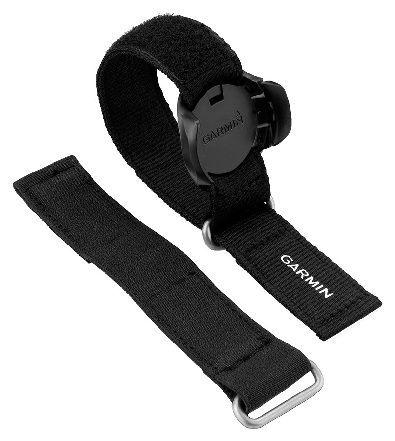 Garmin Fabric Wrist Strap Kit - Popruh na zápästie pre diaľkové ovládanie, Čierny