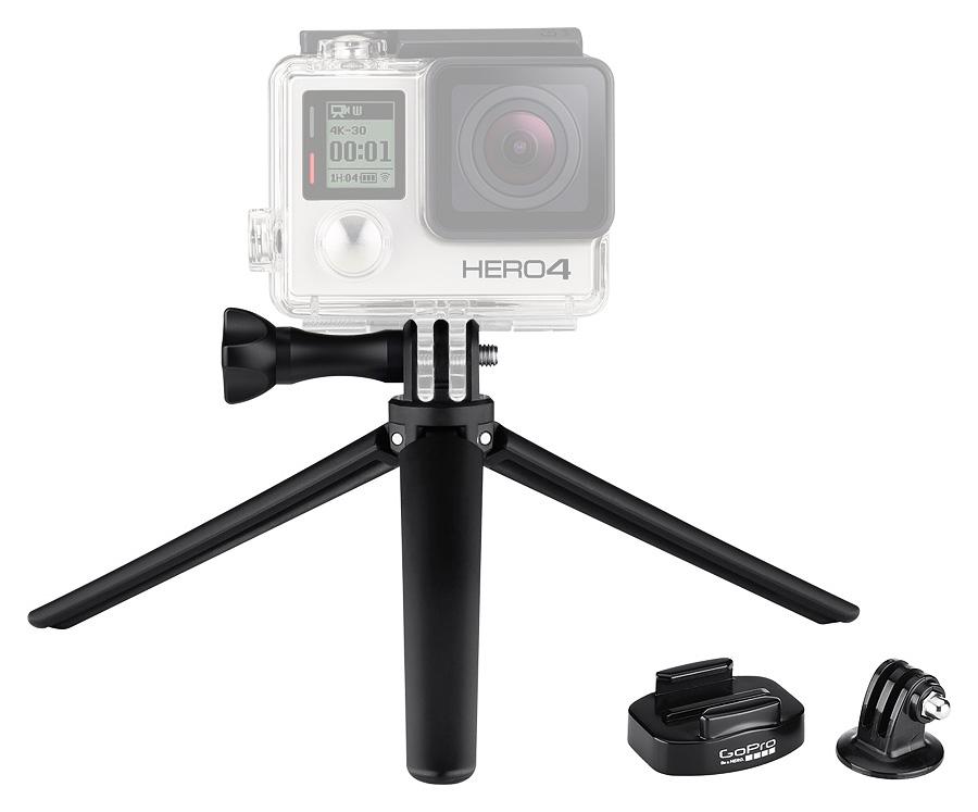 58d14db75 GoPro Tripod Mount + Mini Tripod - Adaptér na statív + ministatív ...