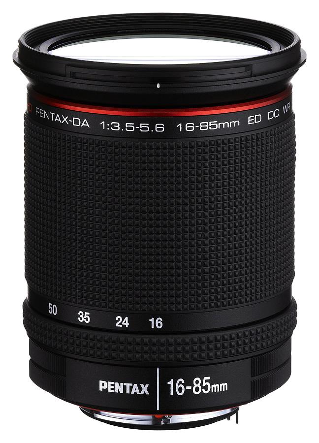 Pentax HD PENTAX-DA 16-85mm f/3.5-5.6 ED DC WR