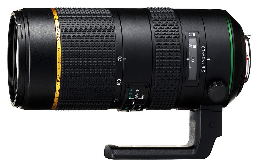 Pentax HD PENTAX-D FA 70-200mm f/2.8 ED DC AW