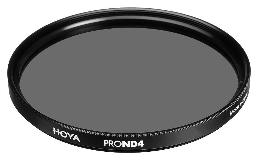 Hoya ND filter 77mm PROND 4x