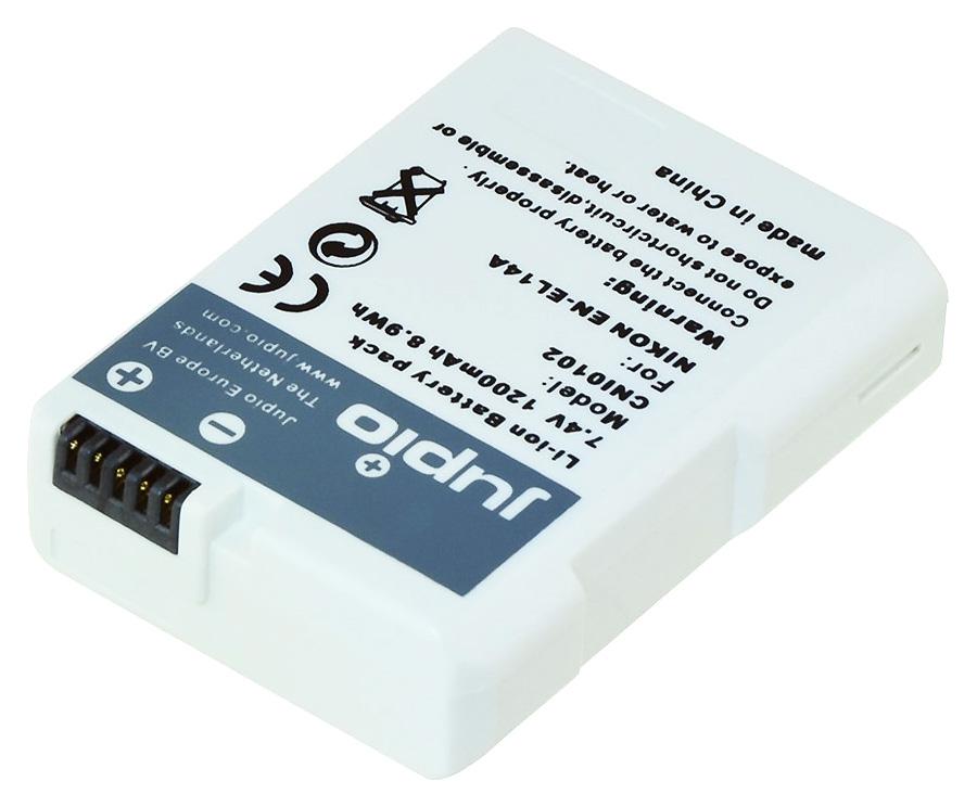 Jupio EN-EL14a Akumulátor D5600