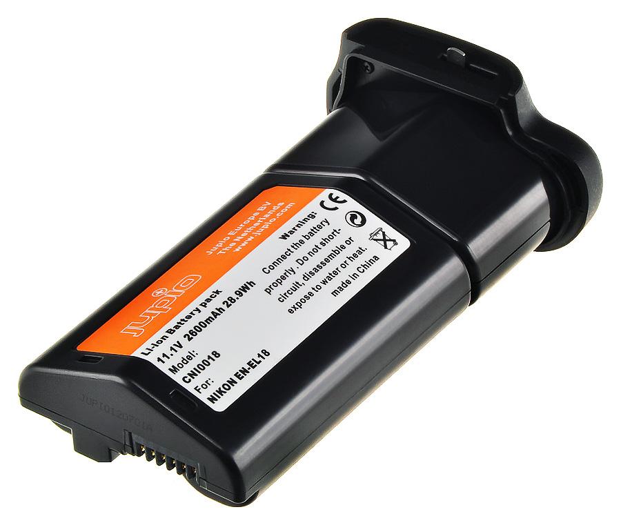 Jupio EN-EL18a Akumulátor + 12V nabíjačka + AC nabíjačka