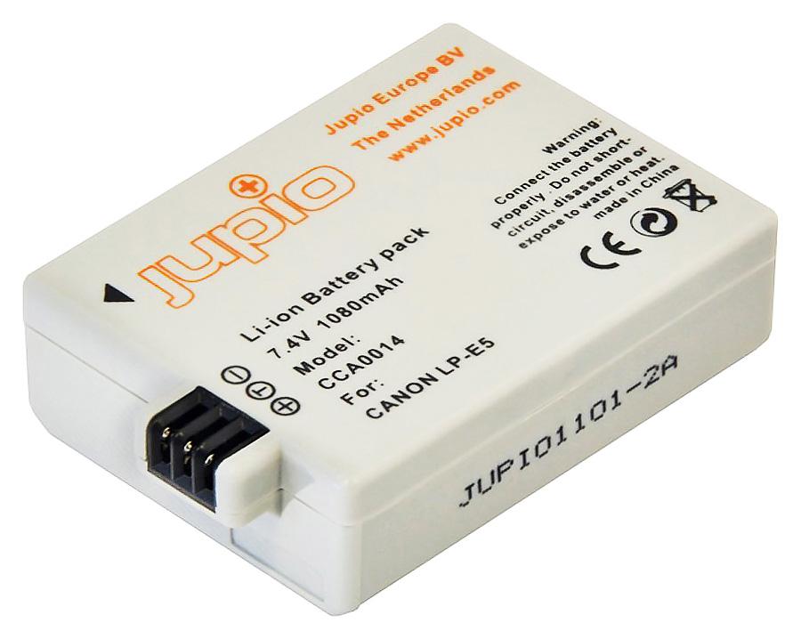 Jupio LP-E5 Akumulátor