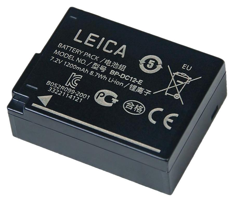 Leica BP-DC12 Akumulátor pre Leica Q