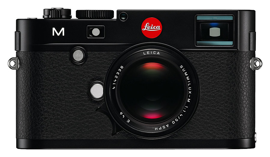 Leica M Typ 240 - Čierna telo