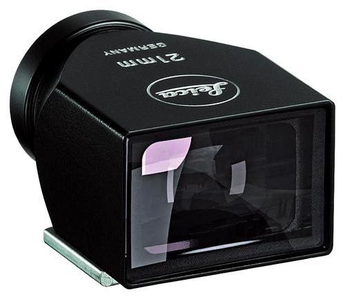Leica Viewfinder M 21mm, Čierny