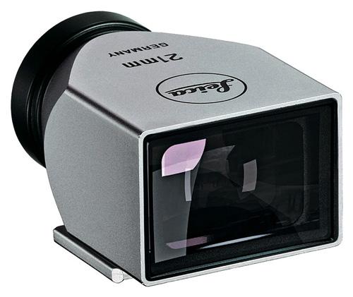 Leica Viewfinder M 21mm, Strieborný