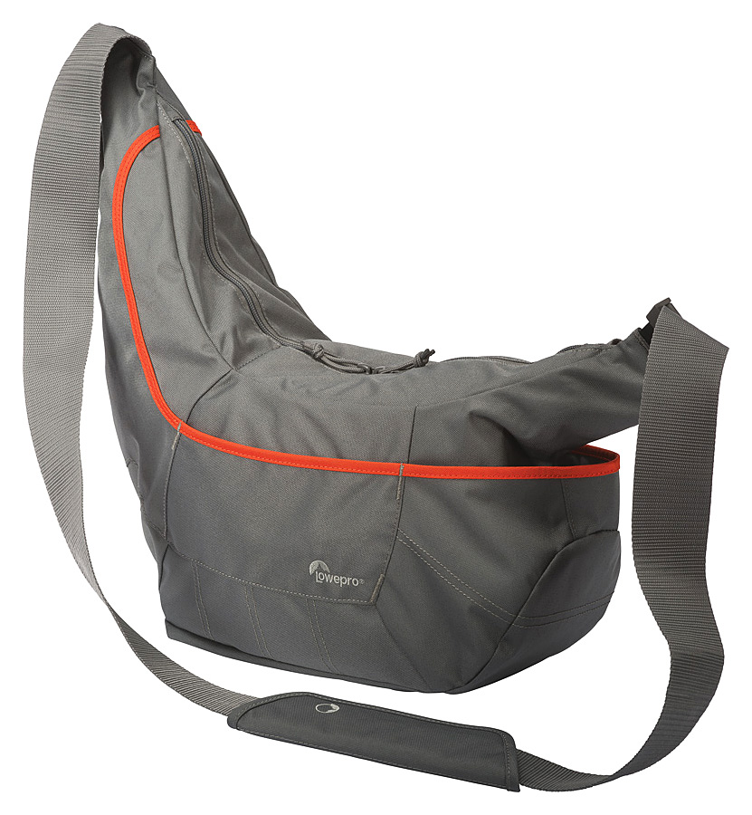 Lowepro Passport Sling III, Šedá