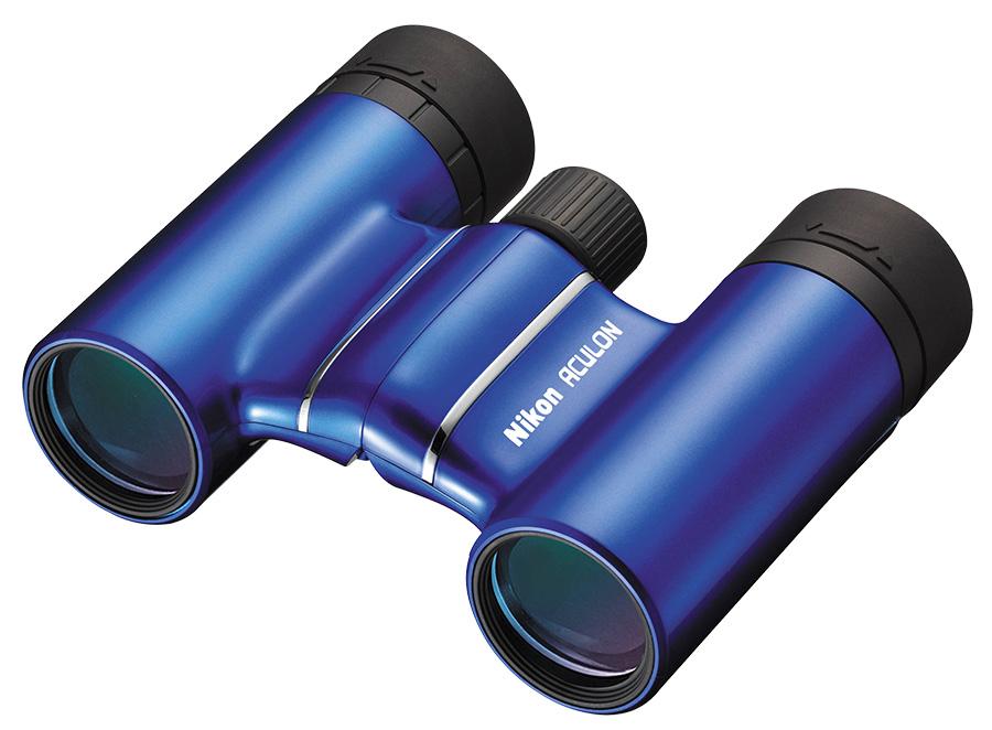 Nikon ACULON T01 8x21 Binokulárny ďalekohľad Modrý, narodeninová zľava 25 rokov