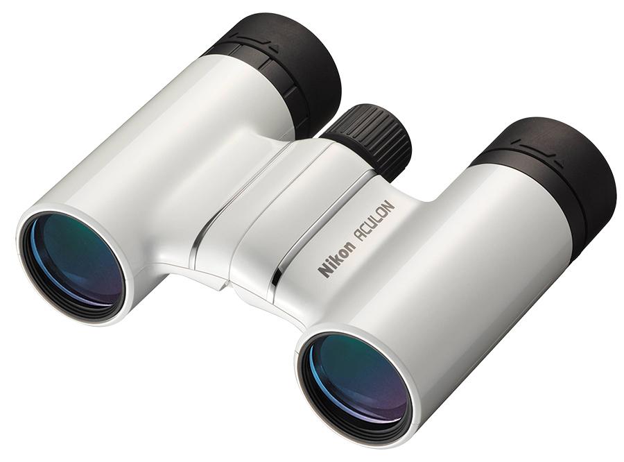 Nikon ACULON T01 8x21 Binokulárny ďalekohľad Biely, narodeninová zľava 25 rokov