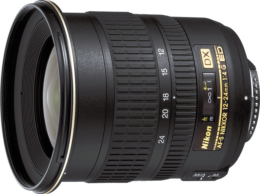 Nikon AF-S DX Nikkor 12-24mm f/4 G IF-ED