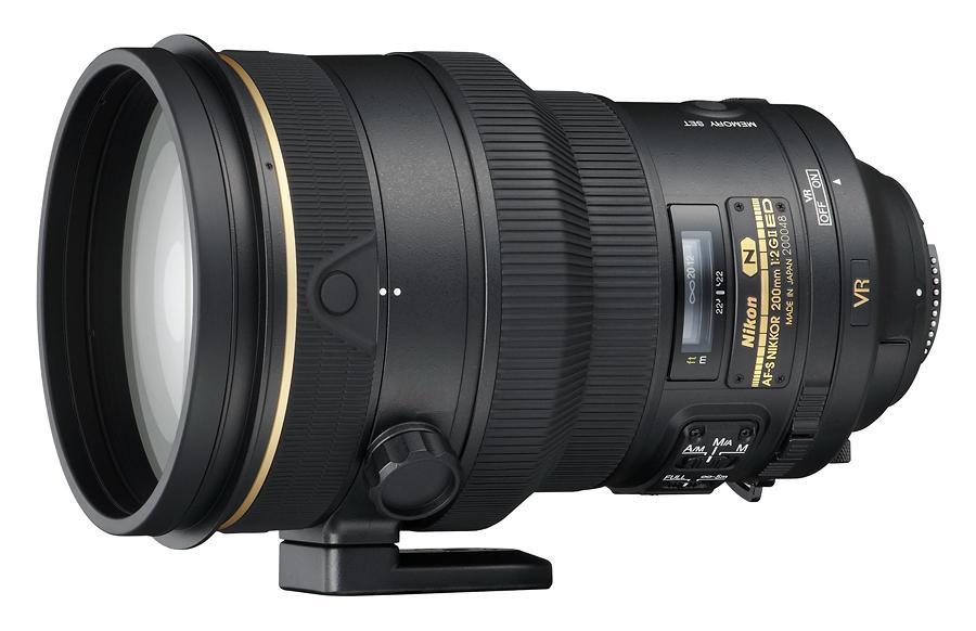 Nikon AF-S Nikkor 200mm f/2.0G IF-ED VR II