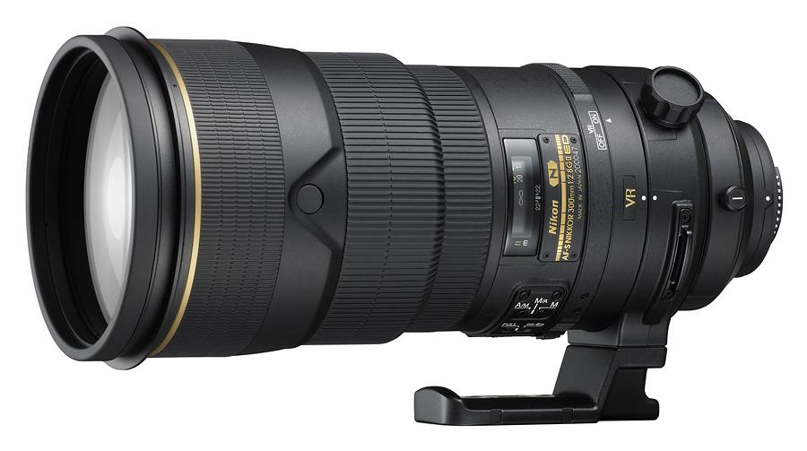Nikon AF-S Nikkor 300mm f/2.8G IF-ED VR II