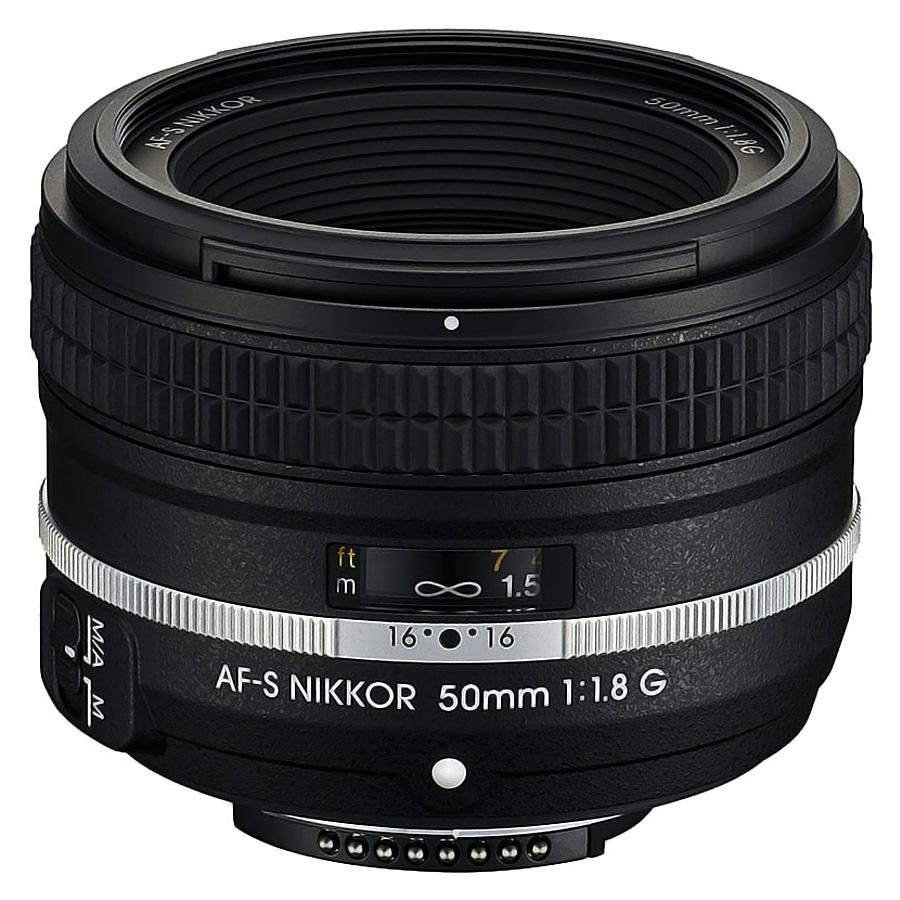 Nikon AF-S Nikkor 50mm f/1.8G SE