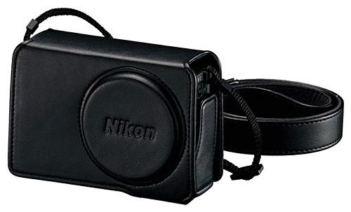 Nikon CS-CP4-7 Puzdro pre CoolPix P340, Čierne