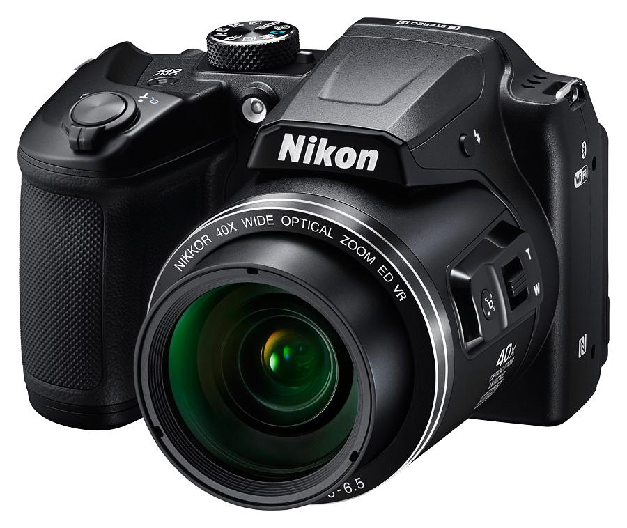 Nikon CoolPix B500, Čierny