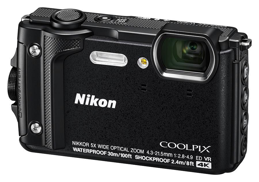 Nikon Coolpix W300, Čierny