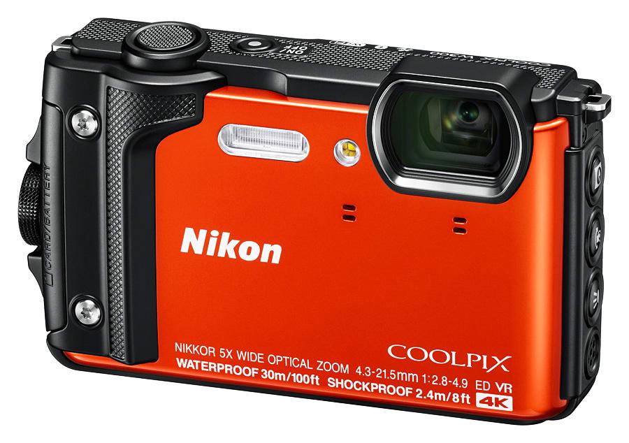 Nikon Coolpix W300, Oranžový