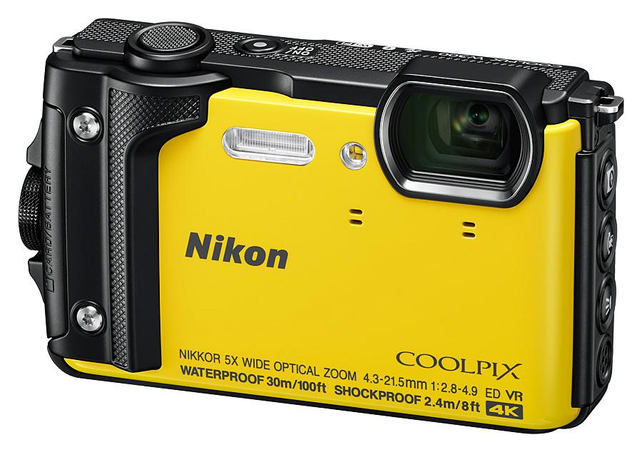 Nikon Coolpix W300, Žltý