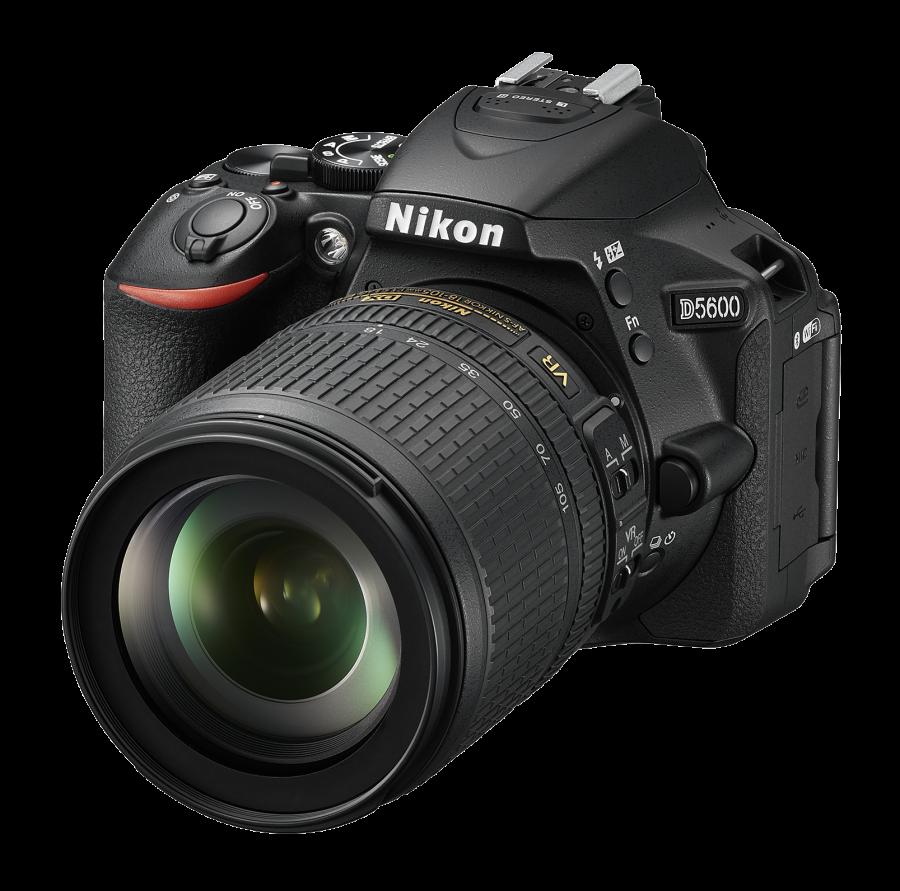 Nikon D5600 +AF-S DX Nikkor 18-105mm f/3.5-5.6G ED VR+ Čistenie a fotokurz