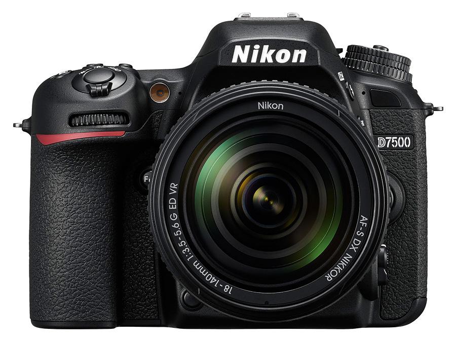 Nikon D7500 + AF-S DX Nikkor 18-105mm f/3.5-5.6ED VR + Čistenie a fotokurz