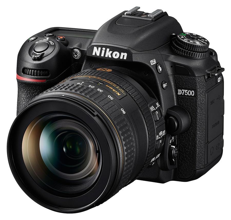 Nikon D7500 + AF-S DX Nikkor 16-80mm f/2.8-4.0G ED VR + Čistenie a fotokurz