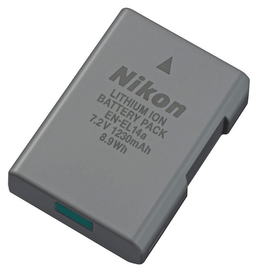 Nikon EN-EL14a Akumulátor pre D5600
