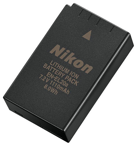 Nikon EN-EL20a Akumulátor