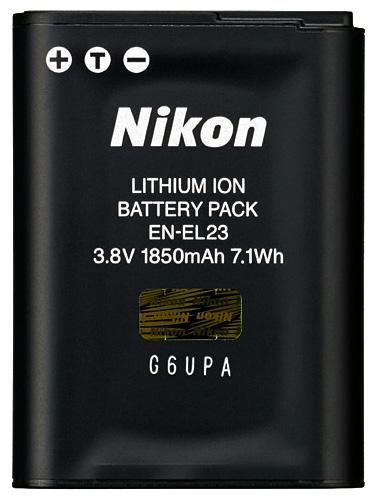 Nikon EN-EL23 Akumulátor