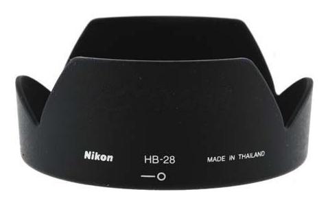 Nikon HB-28 Slnečná clona