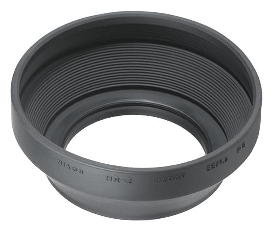 Nikon HR-2 Gumová slnečná clona