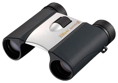 Nikon SPORTSTAR EX 8x25 DCF Binokulárny ďalekohľad Strieborný